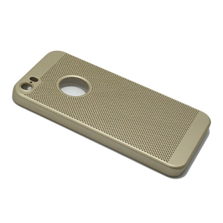 Futrola PVC BREATH za Iphone 5G/5S/SE zlatna