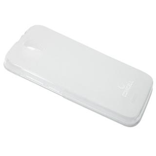 Futrola silikon DURABLE za Tesla Smartphone 3.1 Lite/3.2 Lite bela