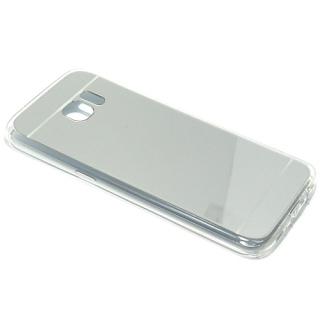 Futrola MIRROR za Samsung G935 Galaxy S7 Edge srebrna