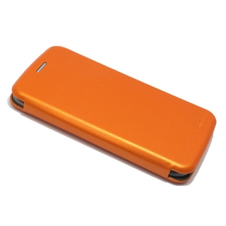Futrola BI FOLD Ihave za Samsung G930 Galaxy S7 narandzasta