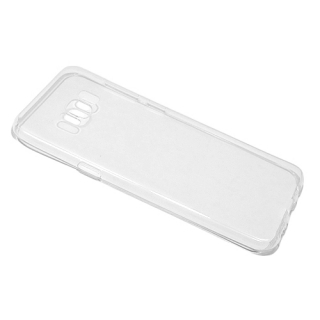 Futrola ULTRA TANKI PROTECT silikon za Samsung G955F Galaxy S8 Plus bela