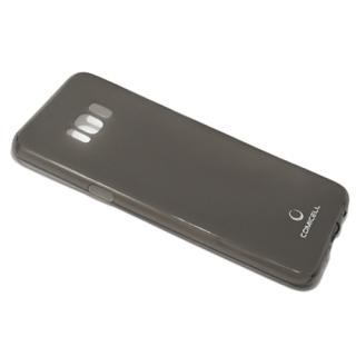 Futrola silikon DURABLE za Samsung G955F Galaxy S8 Plus siva
