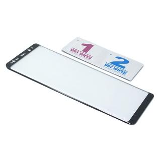 Folija za zastitu ekrana GLASS 3D za Samsung N950F Galaxy Note 8 zakrivljena crna