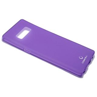 Futrola silikon DURABLE za Samsung N950F Galaxy Note 8 ljubicasta