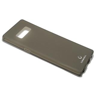 Futrola silikon DURABLE za Samsung N950F Galaxy Note 8 siva