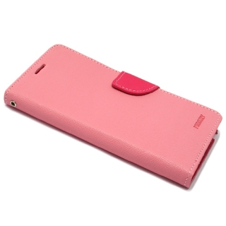Futrola BI FOLD MERCURY za Samsung G955F Galaxy S8 Plus roze