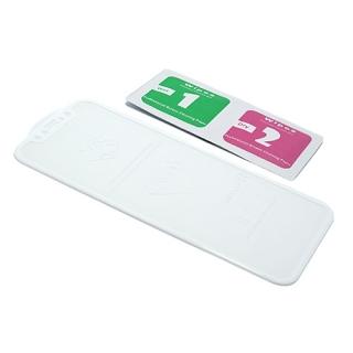Folija za zastitu ekrana GLASS 5D za Iphone X bela