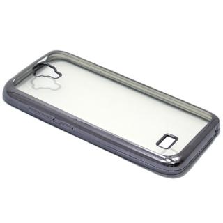 Futrola silikon ELECTRO PLUS za Huawei Y5/Y560 Ascend siva metalik