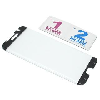 Folija za zastitu ekrana GLASS 3D MINI za Samsung G935 Galaxy S7 Edge zakrivljena crna