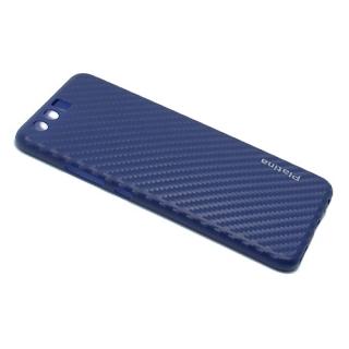 Futrola PLATINA CARBON za Huawei P10 plava