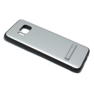 Futrola PLATINA HOLDER za Samsung G950F Galaxy S8 srebrna