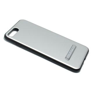 Futrola PLATINA HOLDER za Iphone 7 Plus/8 Plus srebrna