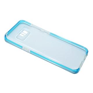 Futrola PLATINA CLEAR za Samsung G955F Galaxy S8 Plus plava