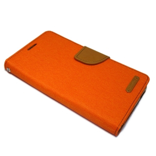 Futrola BI FOLD MERCURY Canvas za Sony Xperia M4 narandzasta