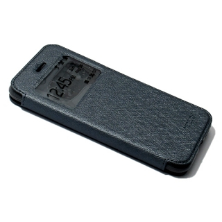 Futrola BI FOLD MERCURY sa prozorom za Iphone 7/Iphone 8 siva
