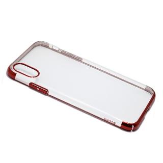 Futrola BASEUS Glitter za Iphone X/ Iphone XS crvena