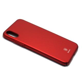 Futrola BASEUS Thin za Iphone X crvena