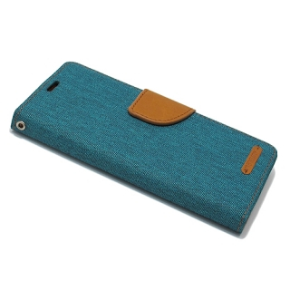 Futrola BI FOLD MERCURY Canvas za Iphone X/ Iphone XS zelena