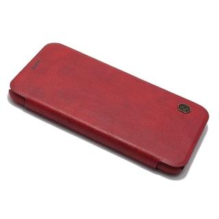 Futrola NILLKIN QIN za Iphone X crvena