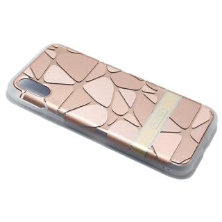 Futrola PLATINA NEW za Iphone X roze