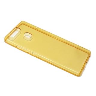 Futrola ULTRA TANKI silikon za Huawei P9 zlatna