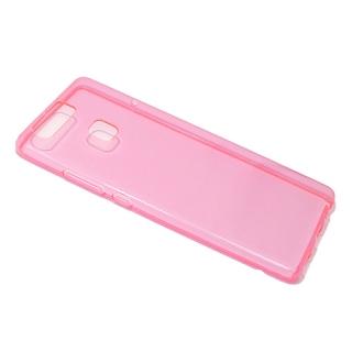 Futrola ULTRA TANKI silikon za Huawei P9 pink