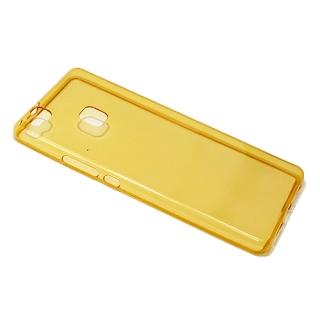Futrola ULTRA TANKI silikon za Huawei P9 lite zlatna