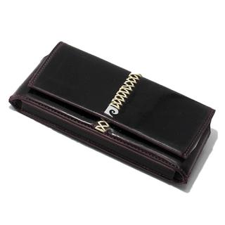 Futrola PIERRE CARDIN PCD-K01 za Iphone 7/Iphone 8 crno-ljubicasta