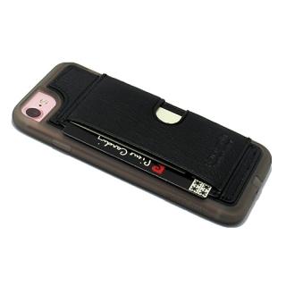 Futrola PIERRE CARDIN PCL-P11 za Iphone 7/Iphone 8 crna