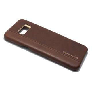 Futrola PIERRE CARDIN PCU-S02 za Samsung G955F Galaxy S8 Plus tamno braon