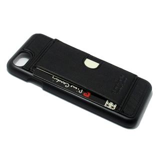 Futrola PIERRE CARDIN PCL-P17 za Iphone 7/ Iphone 8 crna