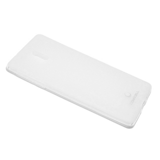 Futrola silikon DURABLE za Nokia 3 bela