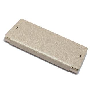 Futrola NILLKIN sparkle za Sony Xperia XZ zlatna