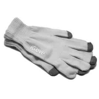 Touch control rukavice iGlove sive