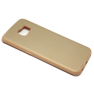 Futrola PERFECT PROTECTION za Samsung G925 Galaxy S6 Edge zlatna