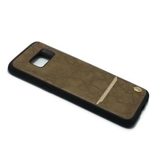 Futrola NILLKIN Mercier za Samsung G950F Galaxy S8 braon