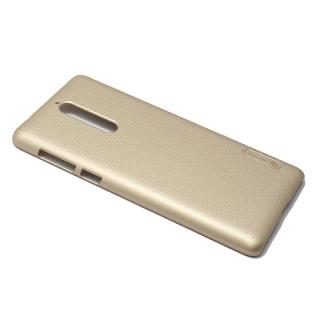 Futrola NILLKIN super frost za Nokia 8 zlatna