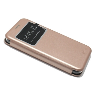 Futrola BI FOLD Ihave sa prozorom za Samsung G950F Galaxy S8 roze
