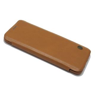 Futrola NILLKIN QIN za Samsung G950F Galaxy S8 braon