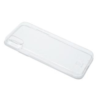 Futrola BASEUS Simple with pluggy za Iphone X/ Iphone XS providna