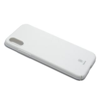 Futrola BASEUS THIN za Iphone X/ Iphone XS bela