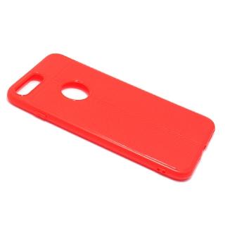 Futrola silikon ELEGANT THIN za Iphone 8 Plus crvena