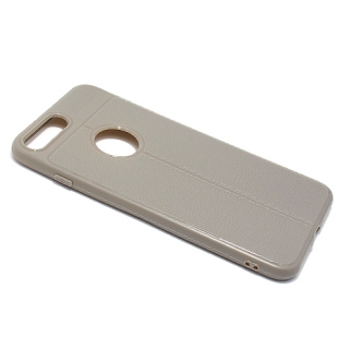 Futrola silikon ELEGANT THIN za Iphone 8 Plus siva