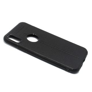 Futrola silikon ELEGANT THIN za Iphone X crna