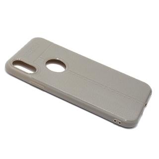 Futrola silikon ELEGANT THIN za Iphone X siva