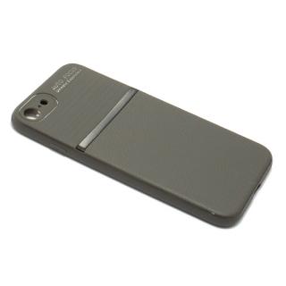 Futrola silikon ELEGANT LINE za Iphone 7/ Iphone 8 siva
