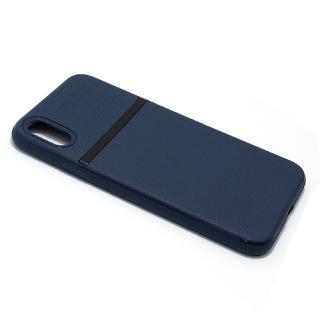 Futrola silikon ELEGANT LINE za Iphone X siva