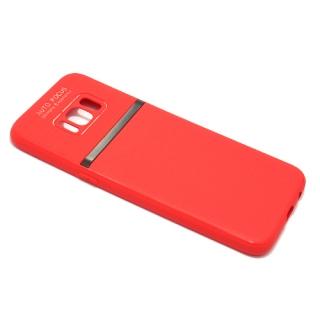 Futrola silikon ELEGANT LINE za Samsung G950F Galaxy S8 crvena