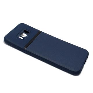 Futrola silikon ELEGANT LINE za Samsung G955F Galaxy S8 Plus teget