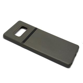 Futrola silikon ELEGANT LINE za Samsung N950F Galaxy Note 8 siva